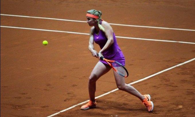 Свитолина впервые пробилась в четвертьфинал турнира в Риме