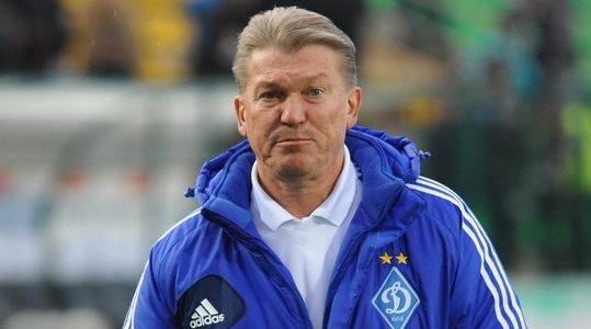 Блохин не планирует возобновлять тренерскую карьеру