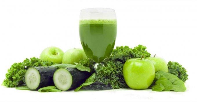 Эффективная «зеленая» диета позволит избавиться от 5 кг за неделю