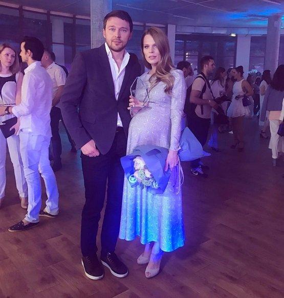 Беременная Ольга Фреймут осчастливила своих фанатов