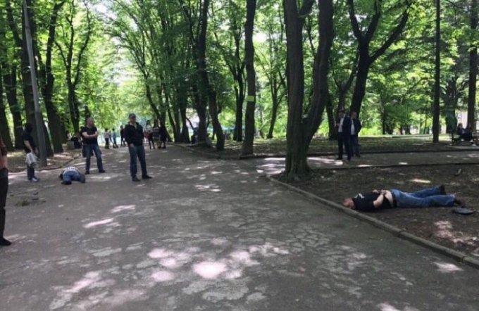 В Ровно СБУ успешно провела операцию по задержанию «оборотней в погонах». Видео