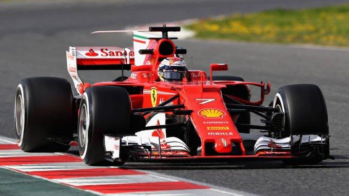 Формула-1: Райкконен оформил поул в Монако