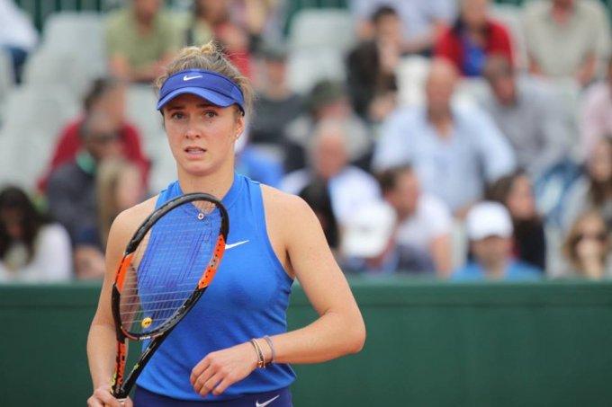 Свитолина проявила характер и прорвалась в четвертьфинал Ролан Гаррос