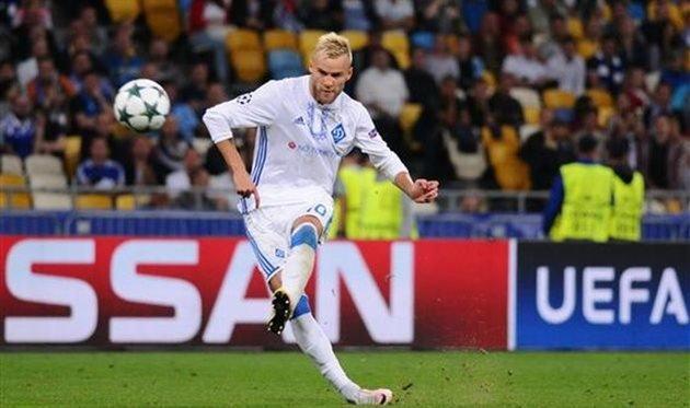 Ярмоленко – футболист сезона в чемпионате Украины