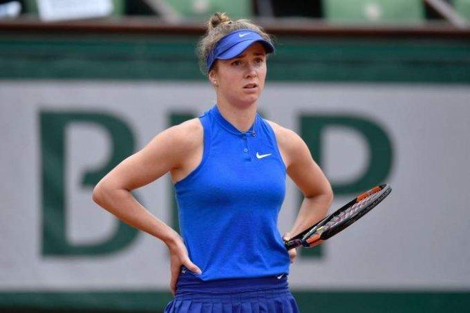 Свитолина упустила победу в четвертьфинале Ролан Гаррос