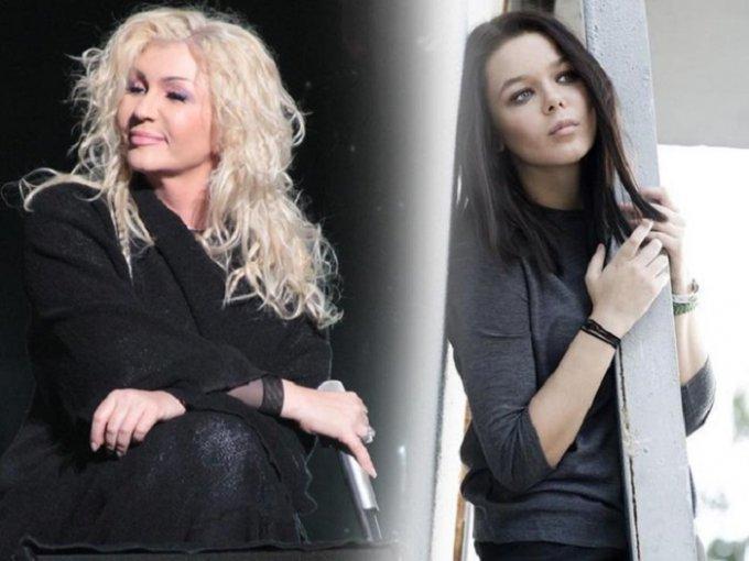 Ирина Билык поздравила свою знаменитую крестницу с Днем рождения