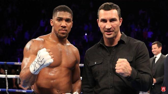 Реванш между Кличко и Джошуа может пройти в Нигерии