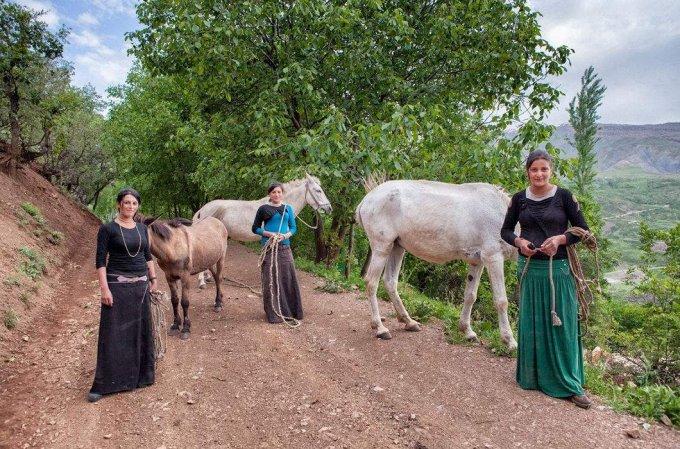 Турецкие деревушки — взгляд изнутри. Фото