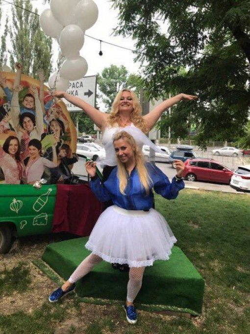 Тоня Матвиенко поделилась яркими фото с девичника