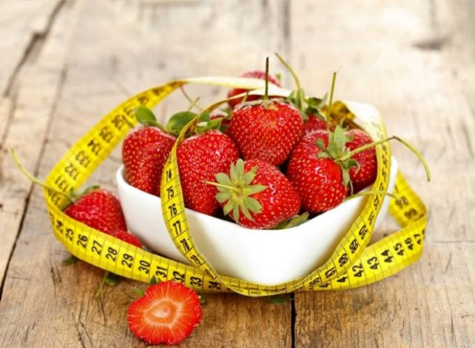 Клубничная диета: минус 5 кг за неделю