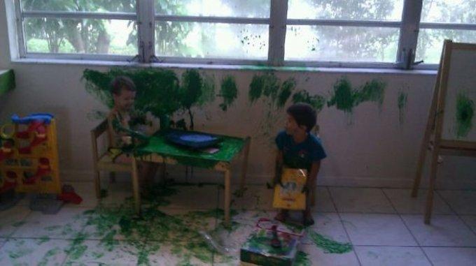 Смешные фотографии с детьми на тему «мама, пойми и прости»