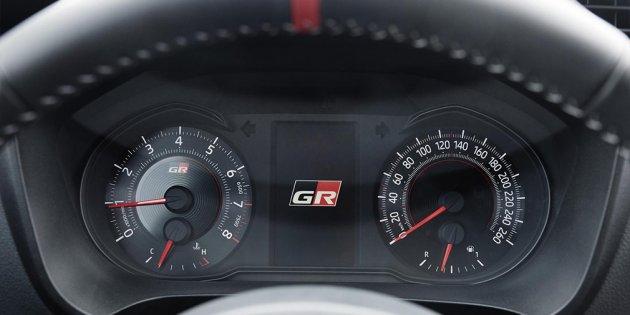 Toyota презентовала «заряженный» хэтчбек Yaris GRMN