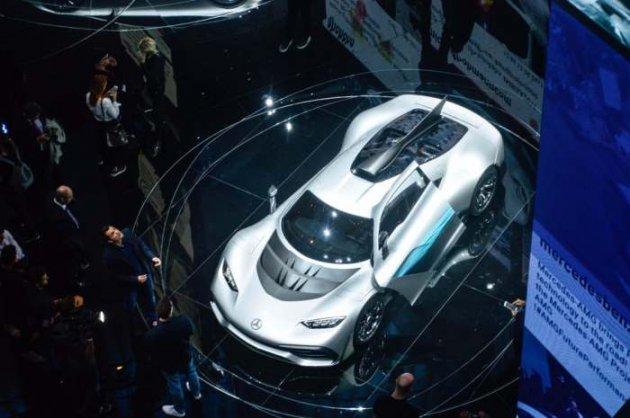 Франкфуртский автосалон 2017: самые интересные новинки