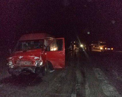Тройное ДТП под Киевом: двое пострадавших