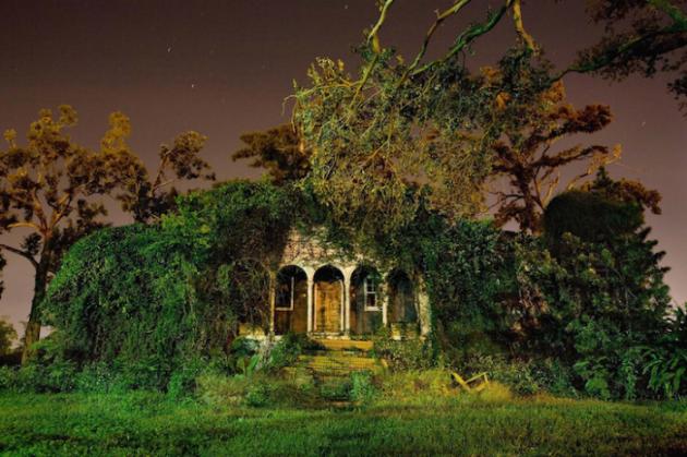 Мистический Новый Орлеан в объективе талантливого фотографа. Фото