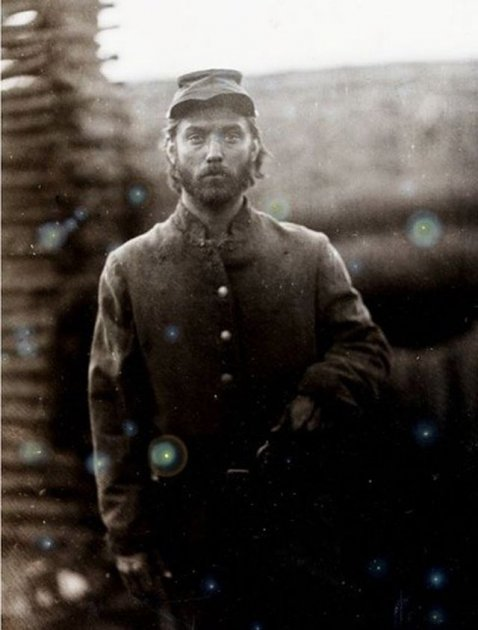 Необычный взгляд: звезды Голливуда в объективе камеры XIX века. Фото