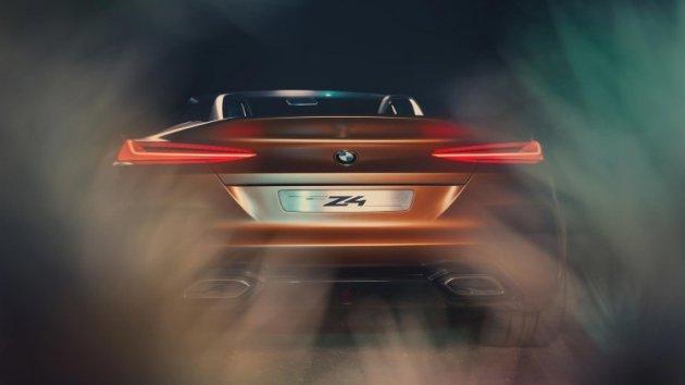 BMW выпустила новый родстер с уникальным дизайном