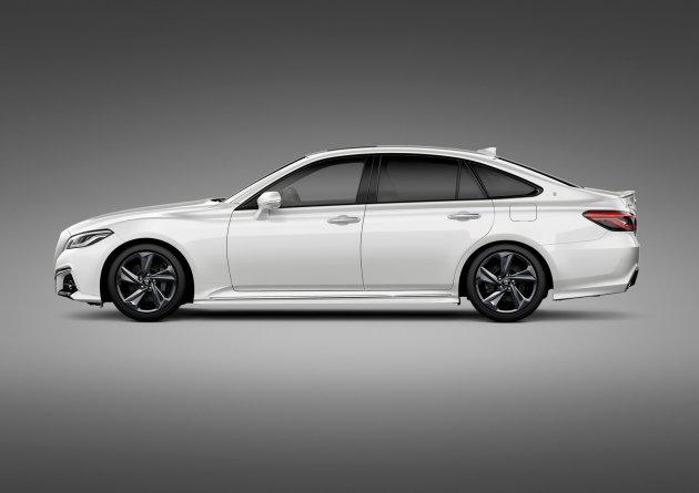Toyota объявила о выпуске нового поколения легендарной Crown