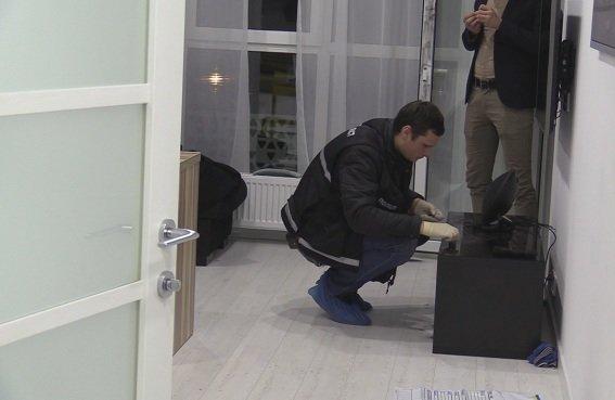 В Киеве неизвестные задушили мужчину