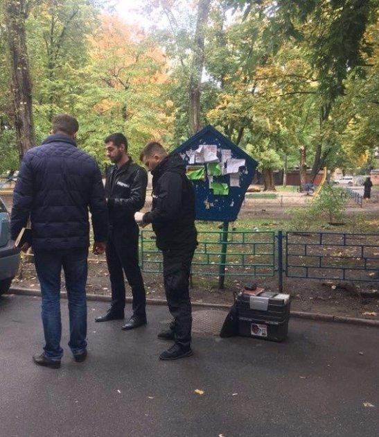 Стрельба в Киеве: у мужчины пытались отобрать тысячу долларов