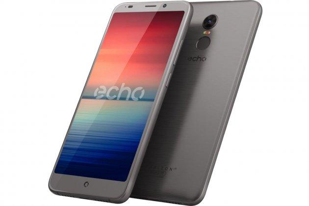 Echo представила бюджетный смартфон в металлическом корпусе