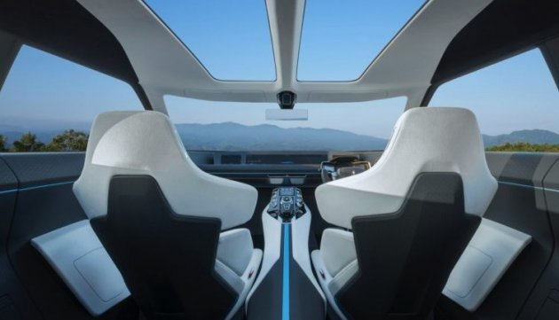 Японцы представили электрический внедорожник будущего. Фото