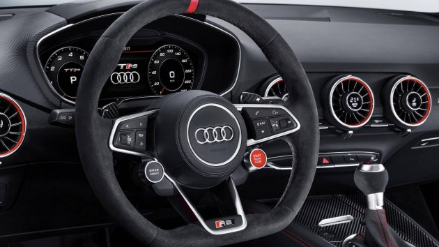 Audi обновила популярный спорткар