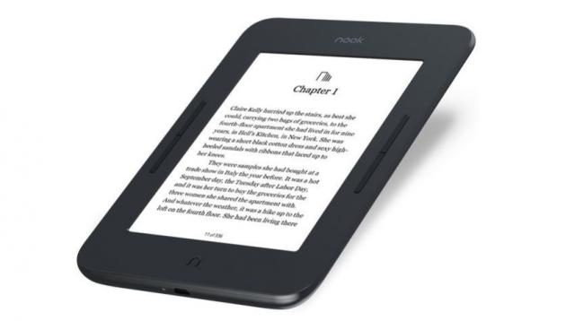 Barnes & Noble представила новую бюджетную «читалку»