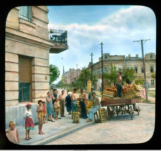 Одесса 30-х годов в уникальных снимках американского путешественника. Фото