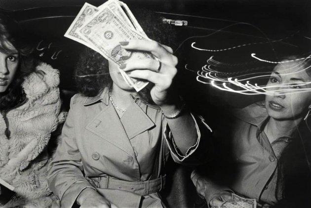 Невероятные снимки пассажиров такси из Нью-Йорка. Фото