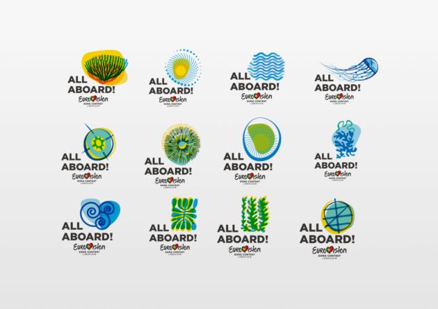 В Португалии прошла презентация логотипа и слогана Евровидения-2018. Видео