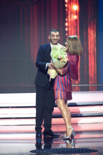 Наталья Могилевская устроила зажигательные танцы с Зеленским