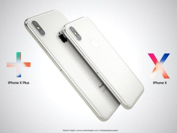 Дизайнеры показали преемника iPhone X