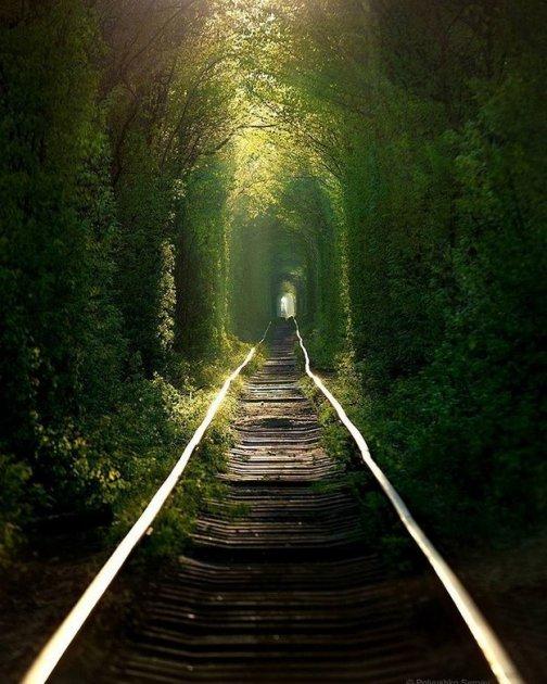 Эти места даже скептиков заставят поверить в волшебство и сказку. Фото