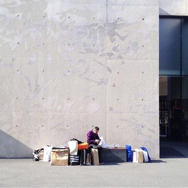 Курьез дня: снимки из серии «Шопинг с мужчиной»