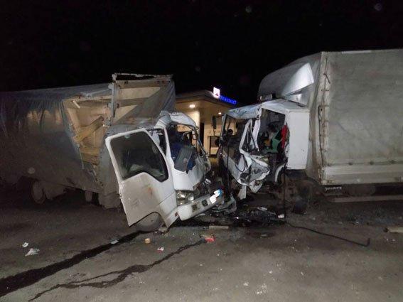 Лобовое ДТП на Виннитчине: водители погибли
