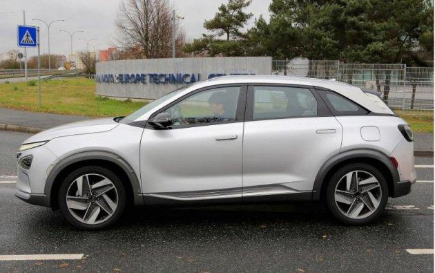 Как «ведет» себя на тестах Hyundai на водороде