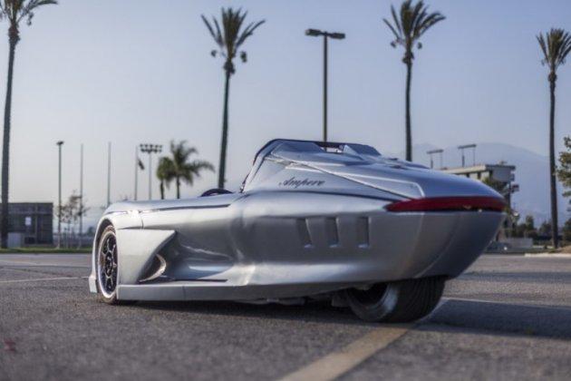 На автошоу в Лос-Анджелесе показали спорткар по цене Lanos