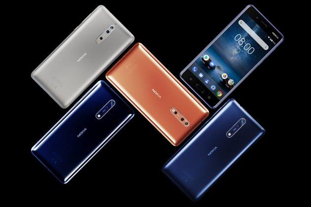 Стала известна дата выхода нового смартфона Nokia 8