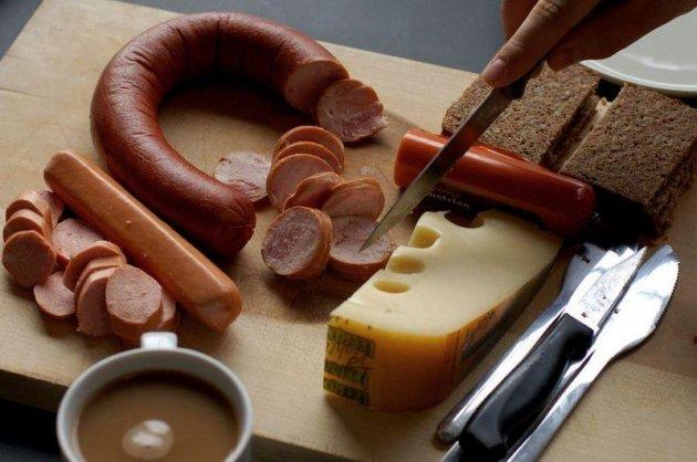 Что едят на завтрак в разных странах мира. Фото
