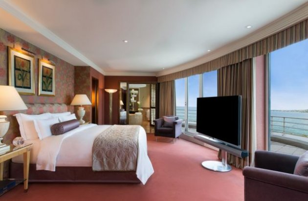 Так выглядит самый дорогой в мире гостиничный номер. Фото