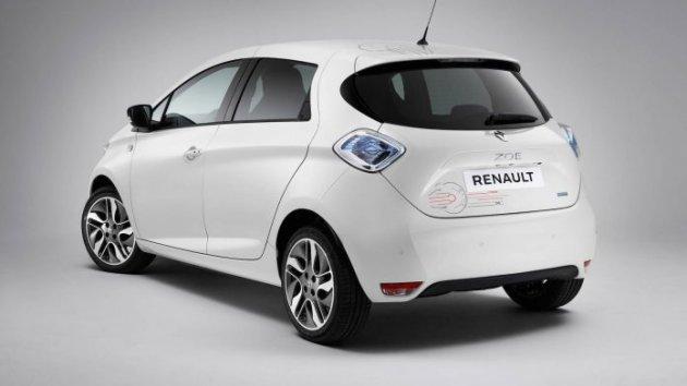 К выходу фильма: Renault представила Zoe Star Wars