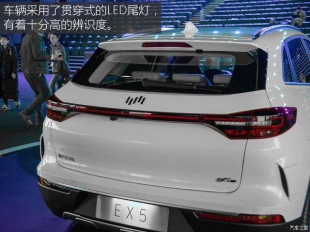 Китайцы представили первого электрического «Хозяина мира»