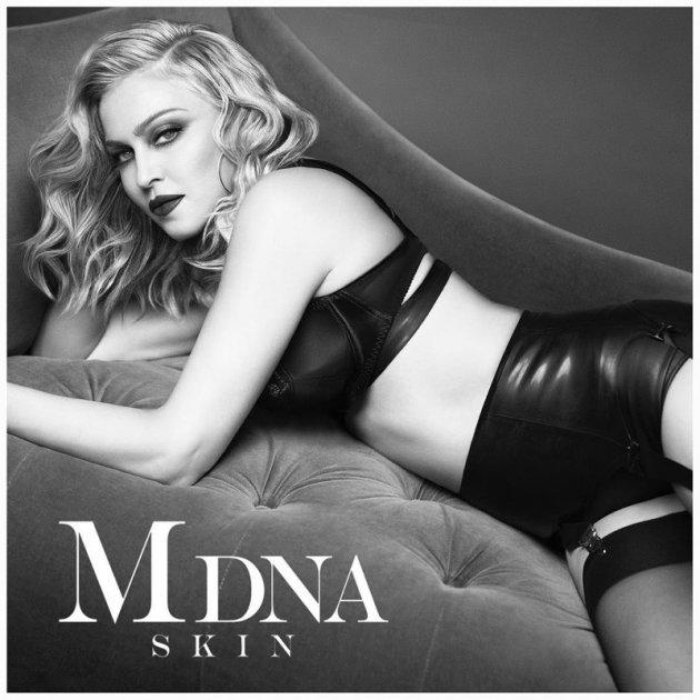 Мадонна примерила провокационный образ в стиле 80-х