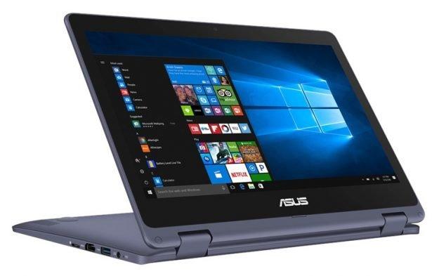 ASUS похвасталась планшетом-трансформером с большим экраном