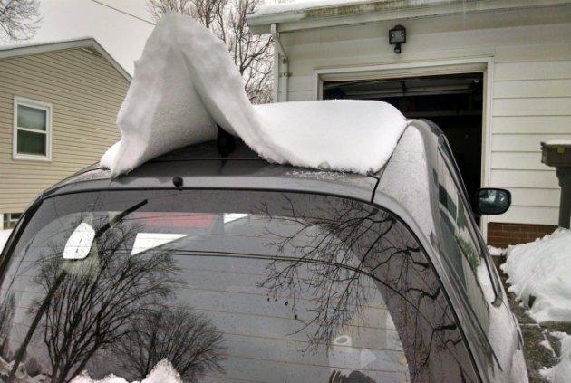 Веселые картинки о проделках зимней погоды