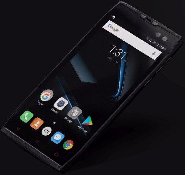 На рынок вышел большой защищенный смартфон от Doogee