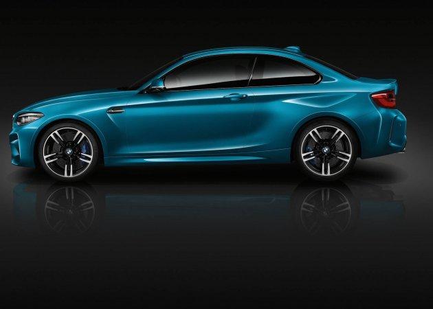 В BMW рассказали, когда покажут «гоночную» версию M2