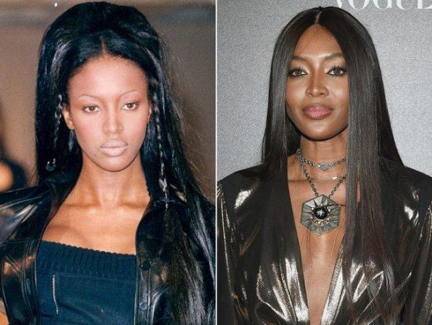 Тогда и сейчас: как выглядят «иконы красоты» 90-х