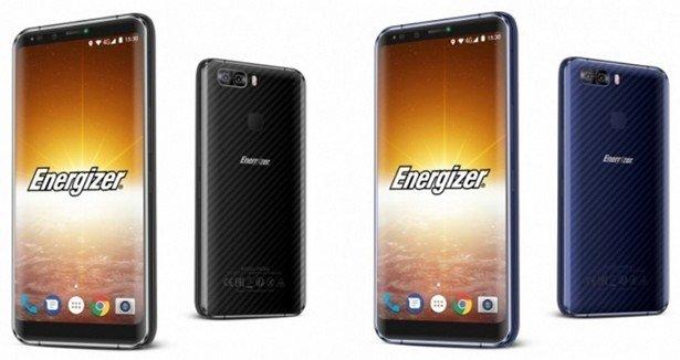 Energizer выпустила свой фирменный смартфон